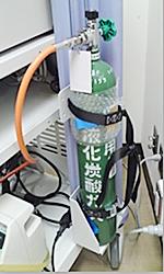 炭酸ガス(CO2)送気システム