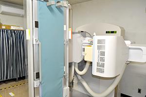 透視撮影装置(DR)